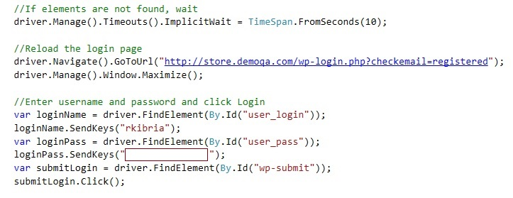 webdriver login1